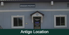Draeger Propane Antigo Location